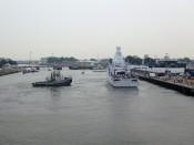 Sail-in vanaf het platform