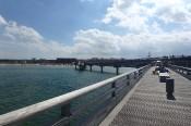 Heiligenhafen wandelpier