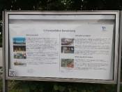 Rendsburg daar waar het zweefveer was