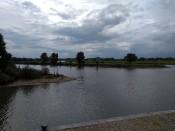 Doesburg uitzicht op de IJssel